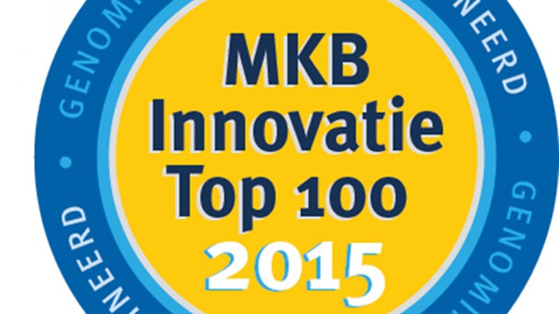 Innovatie top 100 MKB KvK 2015